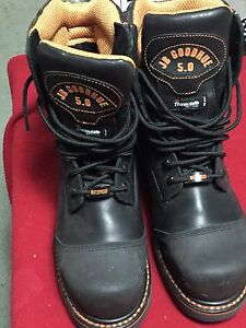 J B Goodhue workboots