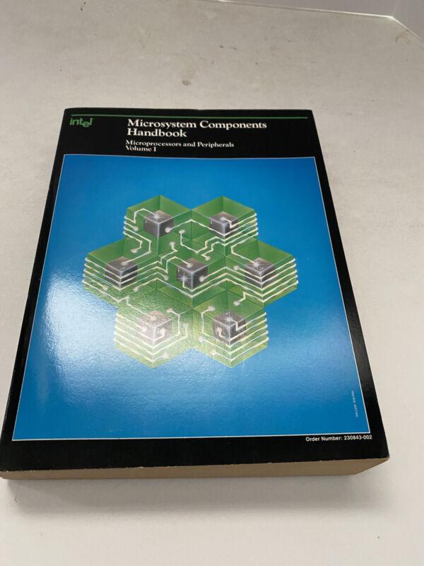 Microsystems Components Handbook, Volume I