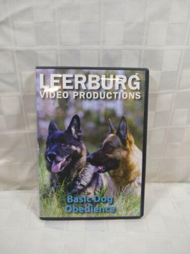 Leerburg Video Productions: Basic Dog Obedience DVD (2008)