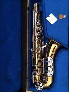 Weltklang Alto Saxophone in great condition Brunswick Moreland Area Preview