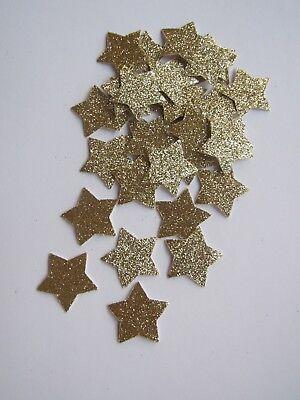 Twinkle twinkle Little Star Gold Glittery Confetti