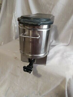 Grindmaster Stainless Steel Iced Tea Dispenser 6700-1005 1 Gallon