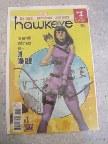 MARVEL Hawkeye #1 (2017) 1st Solo Kate Bishop Ramone Watts NM (VT9)
