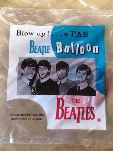 1964 ORIGINAL Beatles Balloon/Still Sealed/NOS/MINT/L@@K!!!!