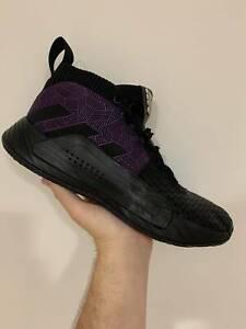 Dame 5 Black Panther Sz 11.5 Adidas Basketball Jordan Nike Boost 12