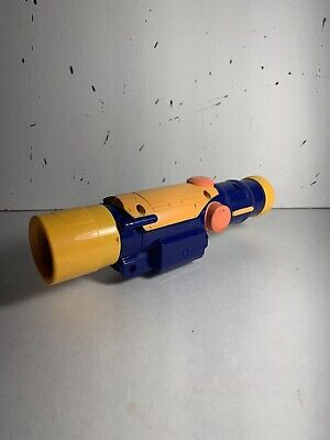 Nerf N-Strike Long shot Long strike TACTICAL SCOPE Sight Attachment Blue