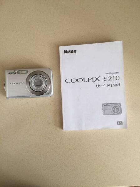 nikon coolpix s210 owners manual expert user guide u2022 rh manualguidestudio today Nikon D5300 Manual Nikon Coolpix Manual