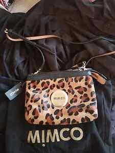 Bnwt mimco secert couch leopard print Moonta Copper Coast Preview