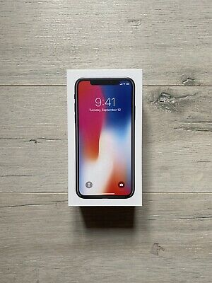 Apple iPhone X - 64GB - Space Grey (Unlocked)