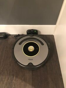 **GREAT DEAL** iRobot Roomba 630 Vacuum $275 obo