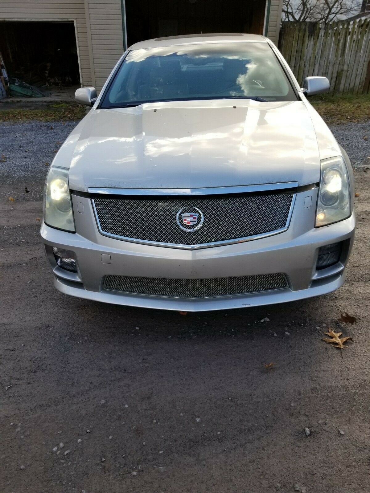 2006 Cadillac Sts-v Supercharged 4.4l - Used Cadillac Sts ...