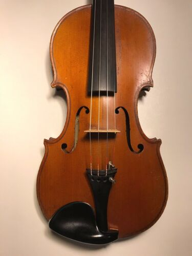 Very good French violin  1934, by Charles Bailly, VIDEO!