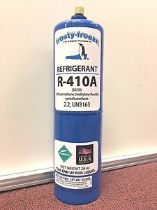 R410, R410a, R-410a, Refrigerant, Air Conditioner, 28 oz. Can