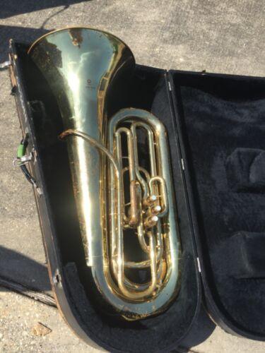 YAMAHA YBB-103 tuba 3/4 w case