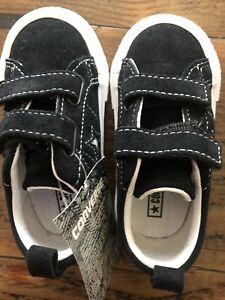 Converse toddler infant 6uk size one star BNWT IN BOX