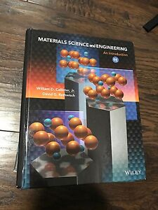 Mat E 202 Material Science and Engineering