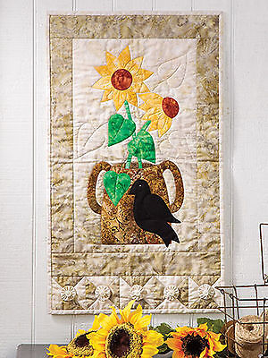 Fall Harvest Halloween Quick Easy Fusible Appliqe Desigs Quilting Pattern Book