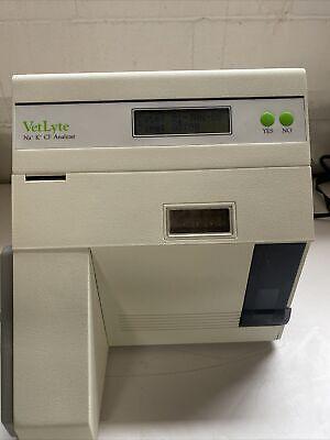 Vetlyte Electrolyte Analyzer