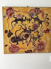 Balinese Batik Wall Print Berkeley Vale Wyong Area Preview