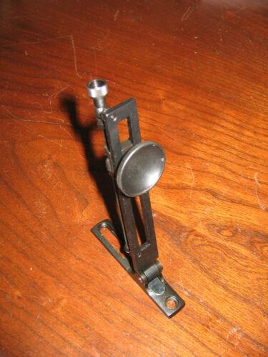 Long Range Creedmoor Vernier Tang Sight for Remington, Sharps, Winchester etc.