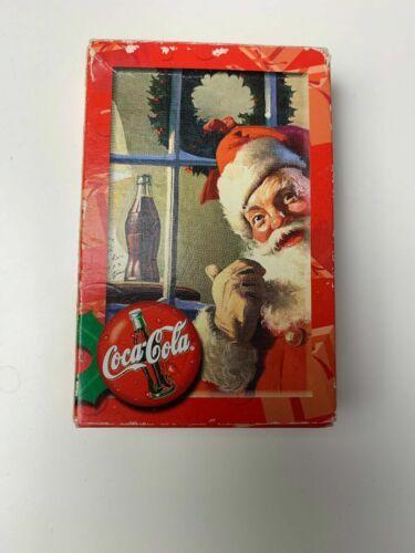 Coca Cola Christmas Playing Cards