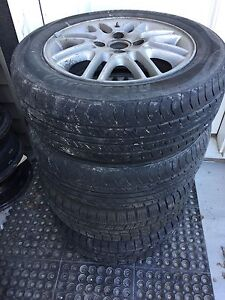 Ford Focus 08 tires