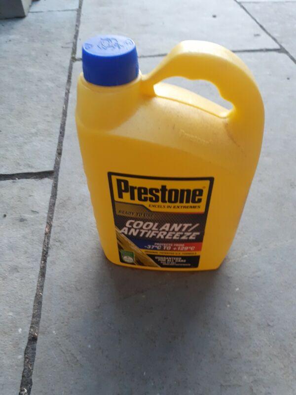 Antifreeze+4L+Ready+to+Use+Mixture+4+Litre+Coolant+-+Prestone+LOYPAFR0201A