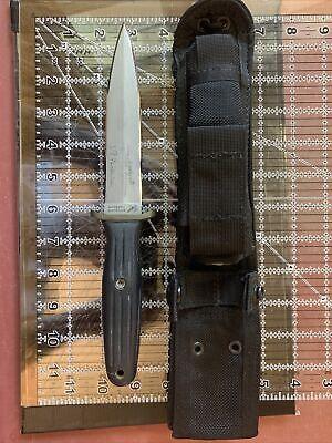 Vintage New US BLACKJACK Applegate Fairbairn Commando Fighting Knife