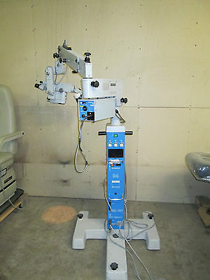 Zeiss Opmi Css4 Microscope
