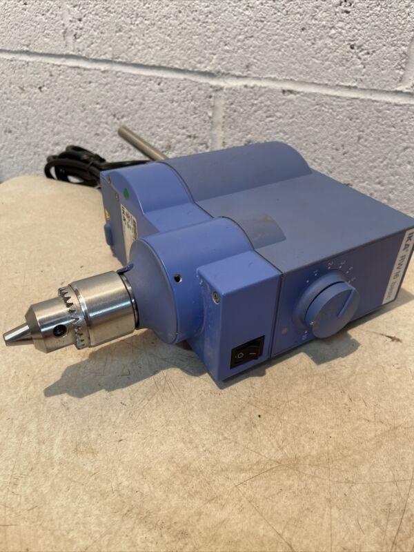 IKA Overhead Stirrer, 40-1200 RPM,115 V, 75 W, RW 16 B S1