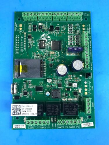 iHarmony 103916-01 Zoning Damper Control Module w/ Discharge Air Temperature Sen