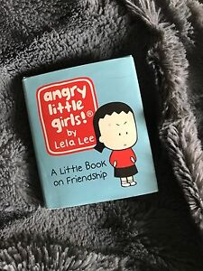 Angry Little Girls by Lela Lee