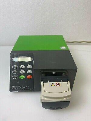 Watson Marlow 505du Peristaltic Pump W 313dw Pumphead Digital Auto 220 Rpm