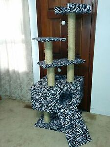 Custom Cat trees and scratching posts