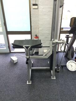 Gym equipment arms,shoulders and cardio South Perth South Perth Area Preview