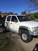 99 Toyota Hilux SR five Oxley Vale Tamworth City Preview