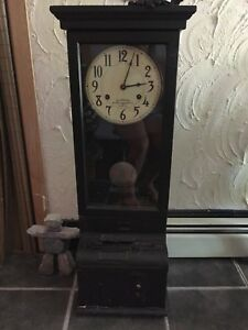 Working Antique Clock from Sydney Steel Plant