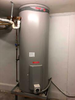 315L Rheem Electric Hot Water Service