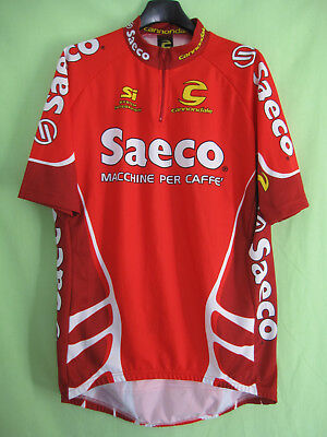 c84b1219e Maillot cycliste Saeco Tour 2001 Cannondale jersey Cycling Jersey Cycling -  XL