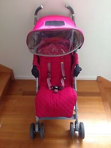 Maclaren Techno XLR Stroller / Pram - Excellent Cond. RRP $599 Box Hill South Whitehorse Area Preview