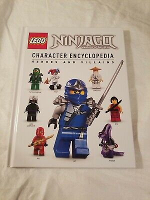 Lego Ninjago Character Encyclopedia 2015 DK Publishing
