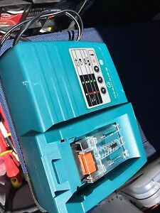 Makita 3 Ah, 4 Ah and charger good working condition Lane Cove Lane Cove Area Preview