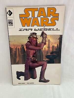 Star Wars: Zam Wesell by Ron Marz (Paperback / softback)