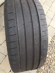 Michelin pilot super sport 245/40/19