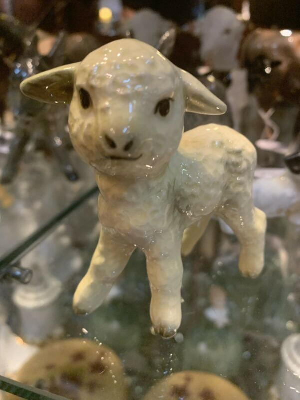 Goebel Pottery Lamb