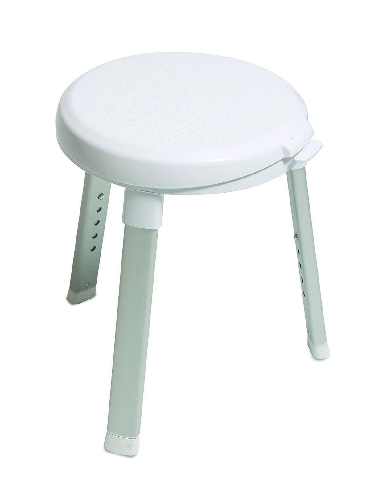 Weinberger  Drehbarer Dusch- und Badhocker Dusch Sitz Stuhl