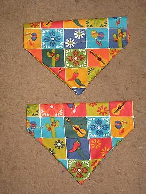 de Mayo Dog Bandana - 5 sizes XS-XL (Cinco De Mayo Hund)