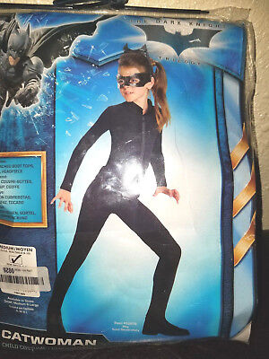Rubies Batman Child's Catwoman Costume - Medium for Ages 5-7