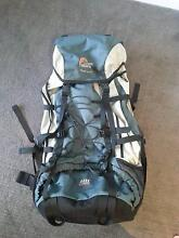 Lowe Alpine Frontier 65+15 Rucksack Southbank Melbourne City Preview