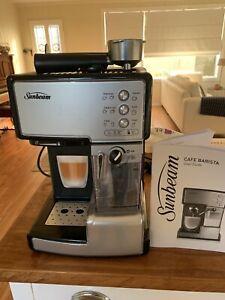 As new coffee machine